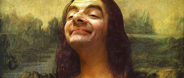 Mr Bean existe vraiment!