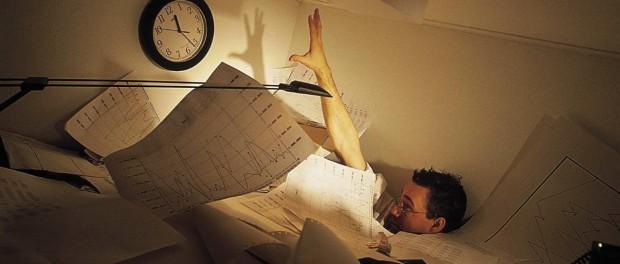42% des travailleurs souffrent de stress