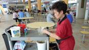 L'avenir des seniors au supermarché