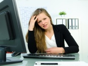 Les femmes plus sensibles au stress?