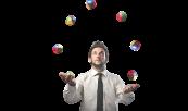 Manager jongleur