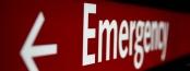 Les niveaux d'urgence