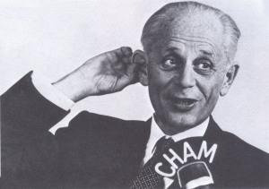 Professeur Hans Selye en 1960